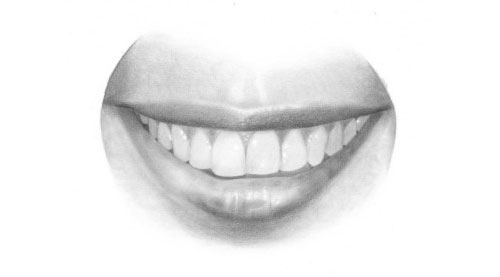 mouth_drawing_tutorial The Best Drawing Tutorials to Learn How To Draw