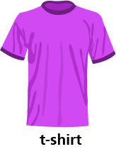 illustration of a t-shirt